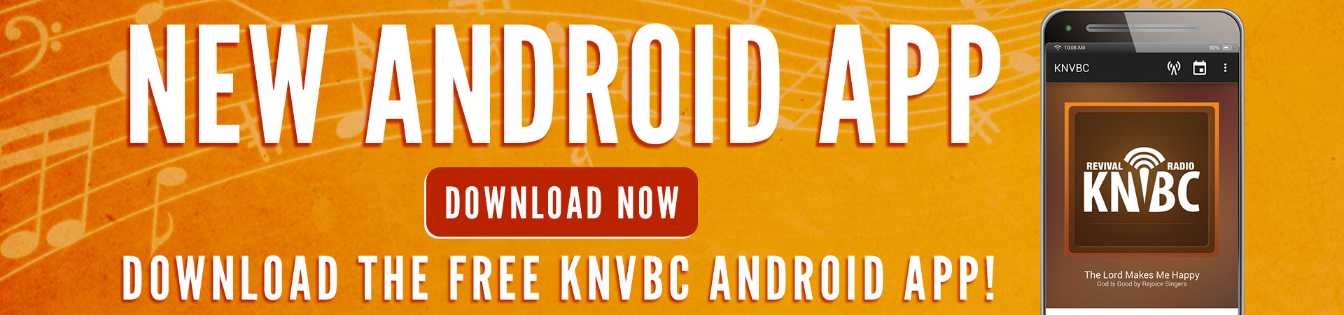 Download the Brand-New KNVBC Android App