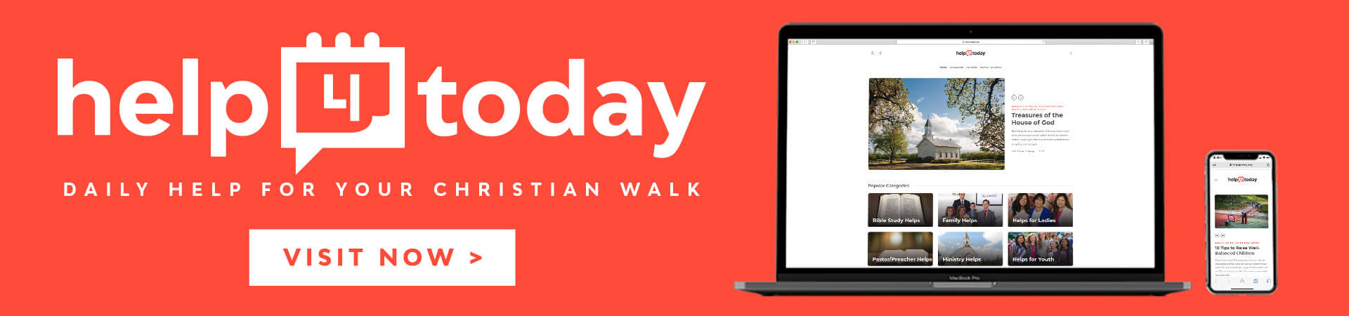 Daily Help for Your Christian Walk