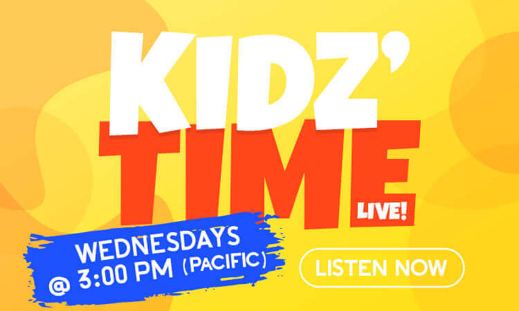 Kidz Time on KNVBC