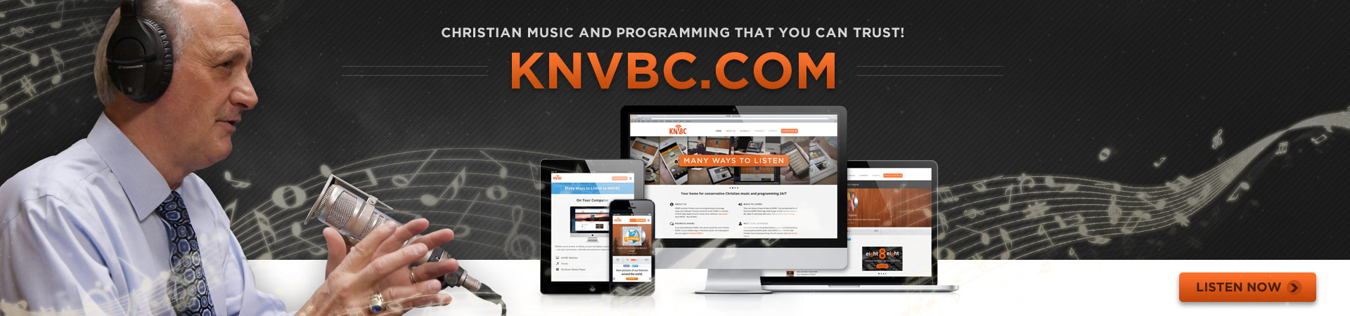 KNVBC - Christian Music and Programming You Can Trust