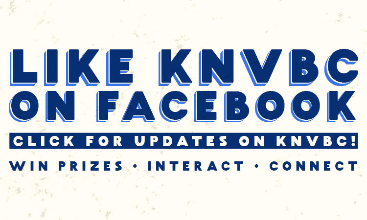 Like KNVBC On Facebook